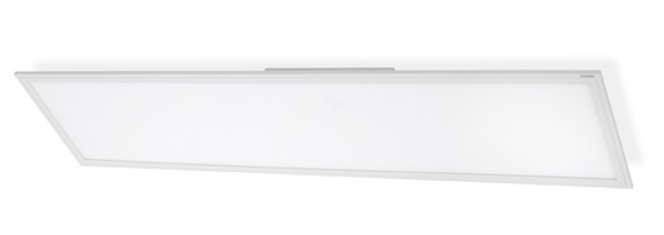 LED Deckenpanel Peters-Living 6472768 Deckenleuchte 4-Stufen-Dimmer
