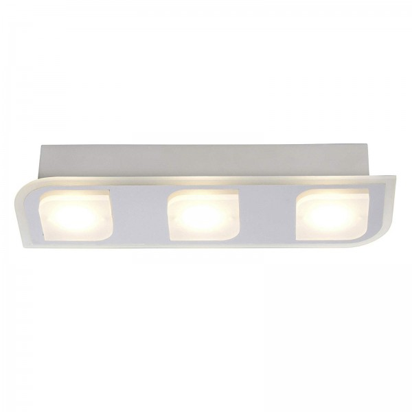 LED Deckenleuchte Brilliant Formular G28693/15 Badlampe IP44