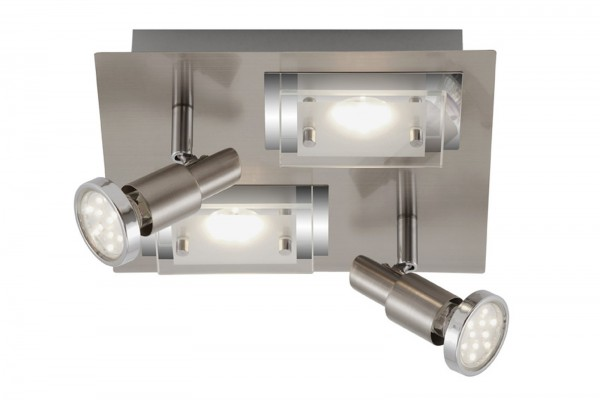 LED Deckenleuchte 4er Spot Peters-Living 6472409 Spotstrahler